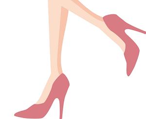 巻き爪になりやすい靴
